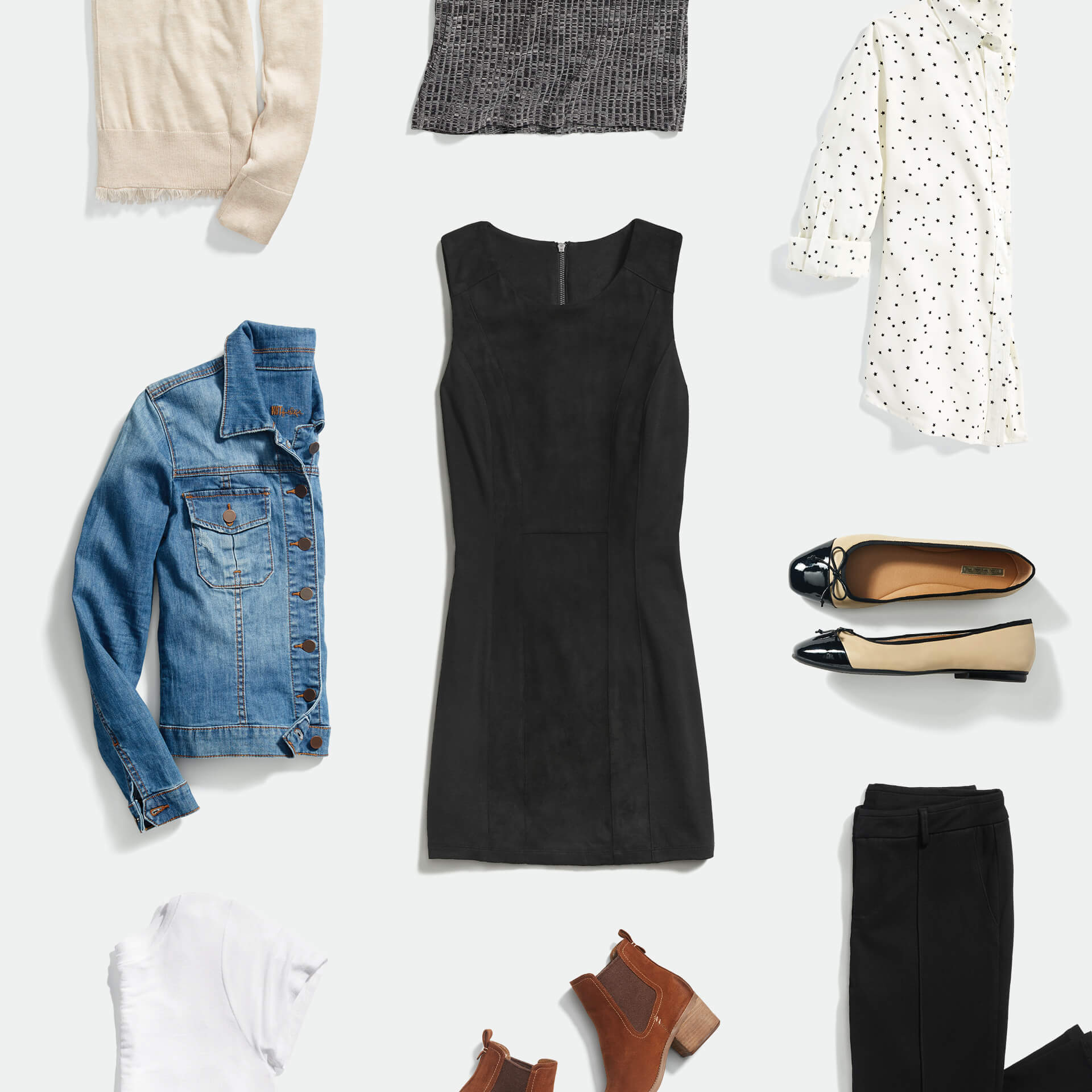 12 Wardrobe Essentials for Your Lifestyle 8b99e9b3c97