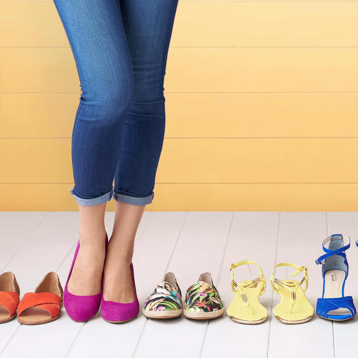 How To Get Shoes In Your Fix | Stitch Fix Style