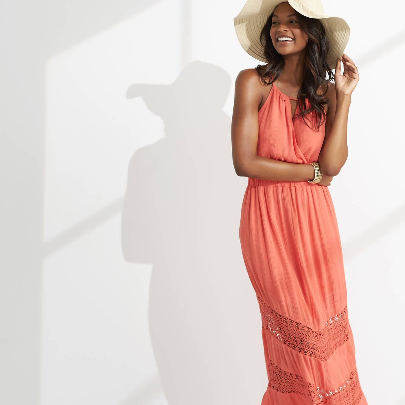 4 Tips to Style Maxi Dress This Summer