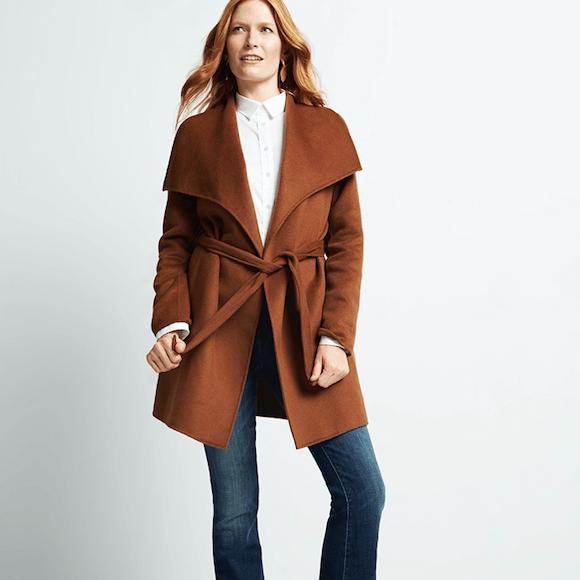 How do you dress a tall frame?