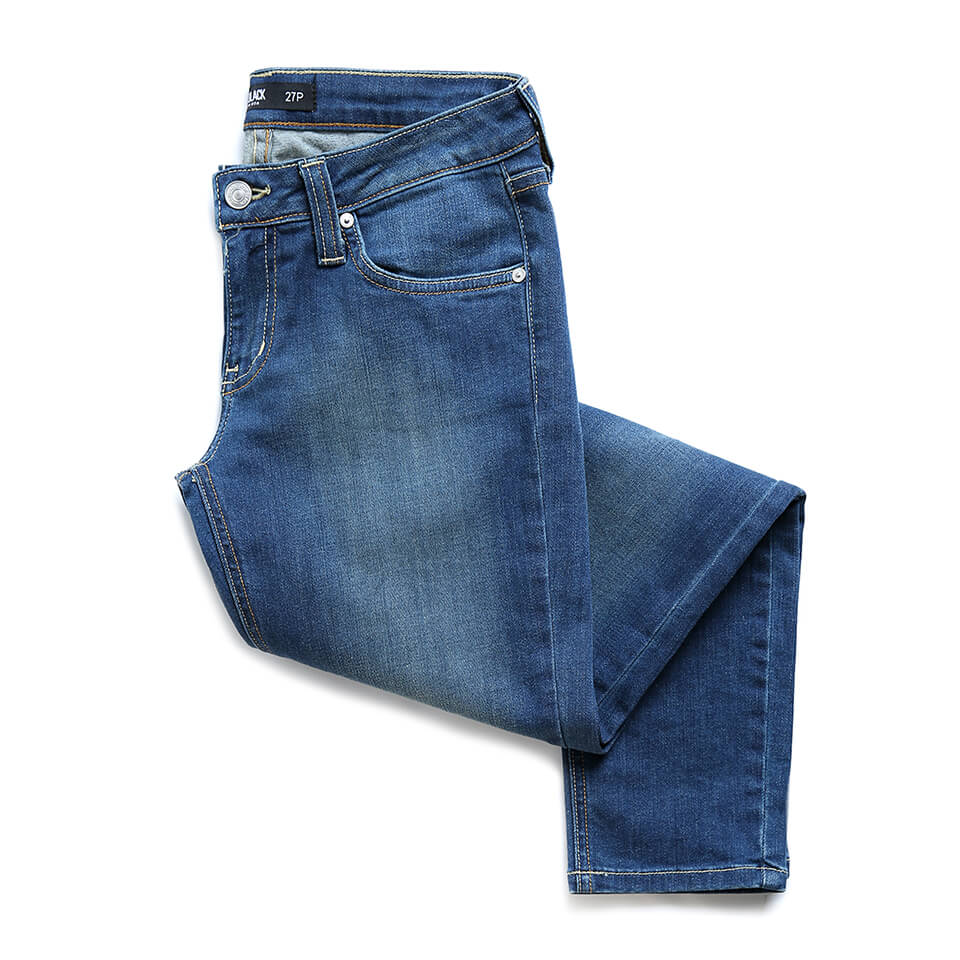 What are the best jeans for short legs?