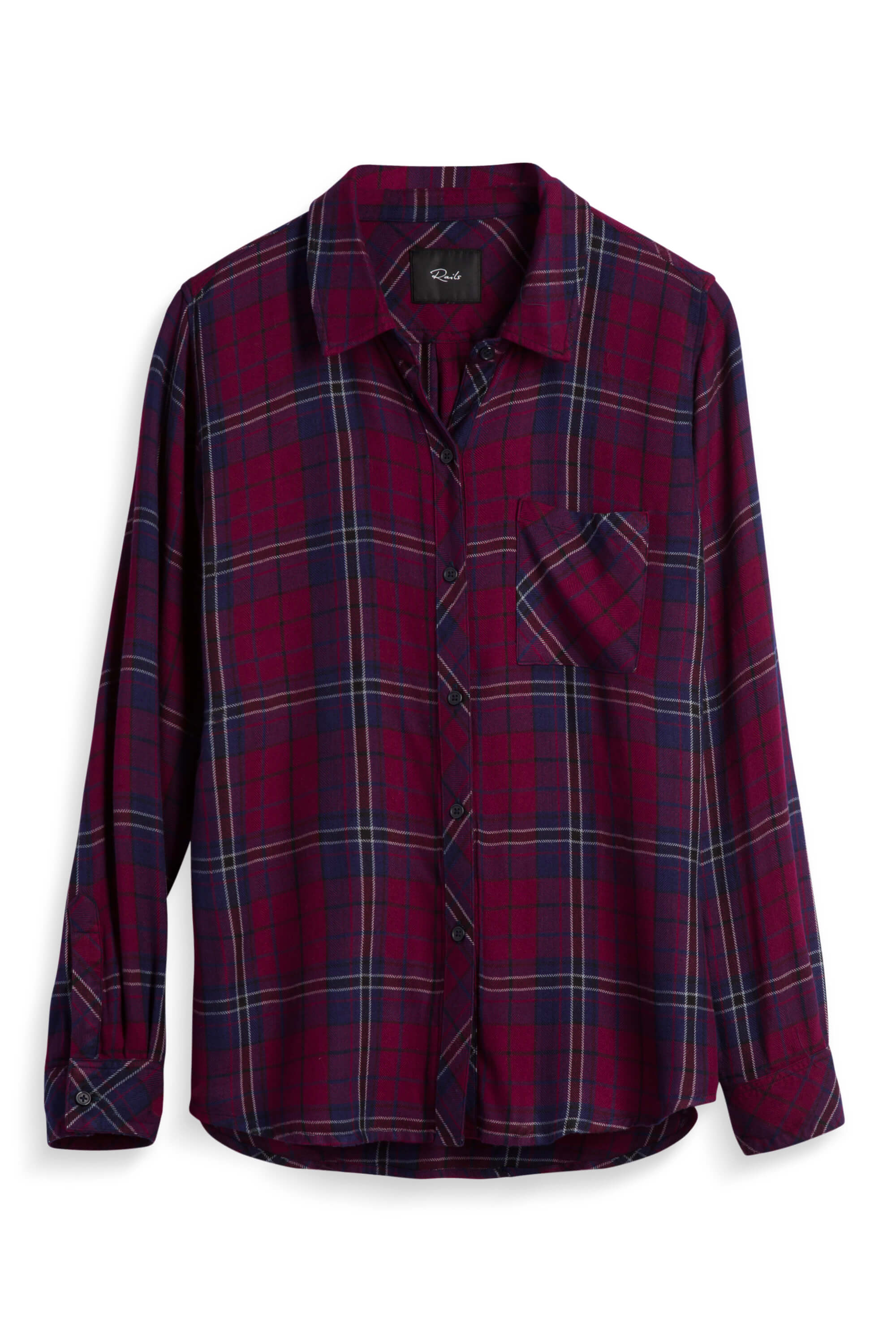 Plaid Shirt by Rails