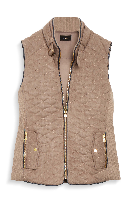 Stitch Fix Puffer Vest