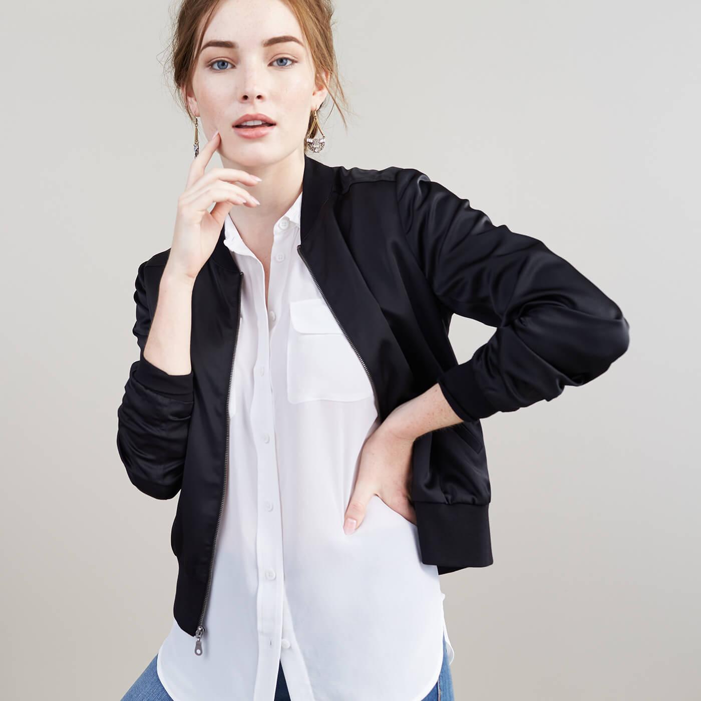 White Button Up Shirt Outfit Ideas Azərbaycan Dillər