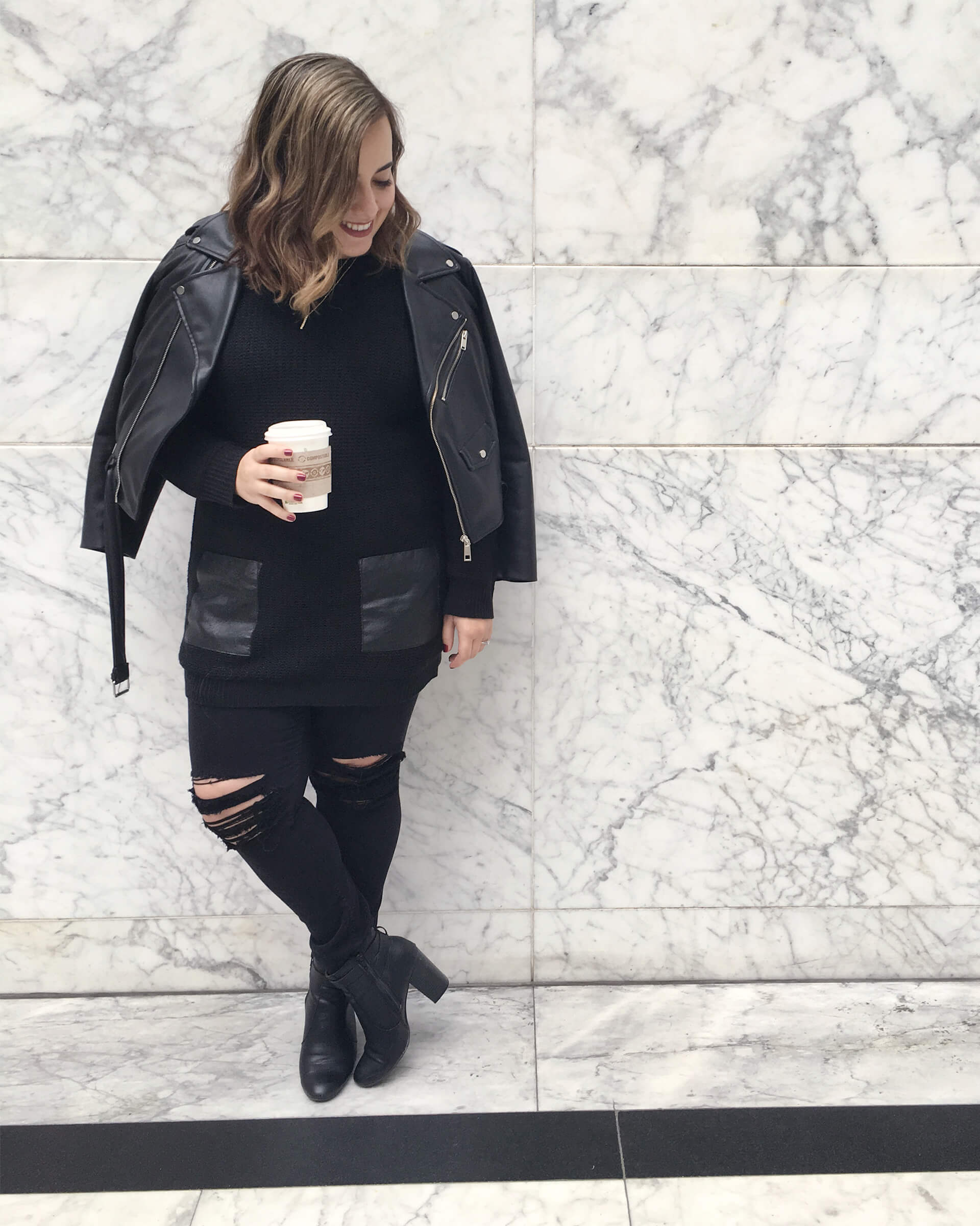 How to Dress More Edgy