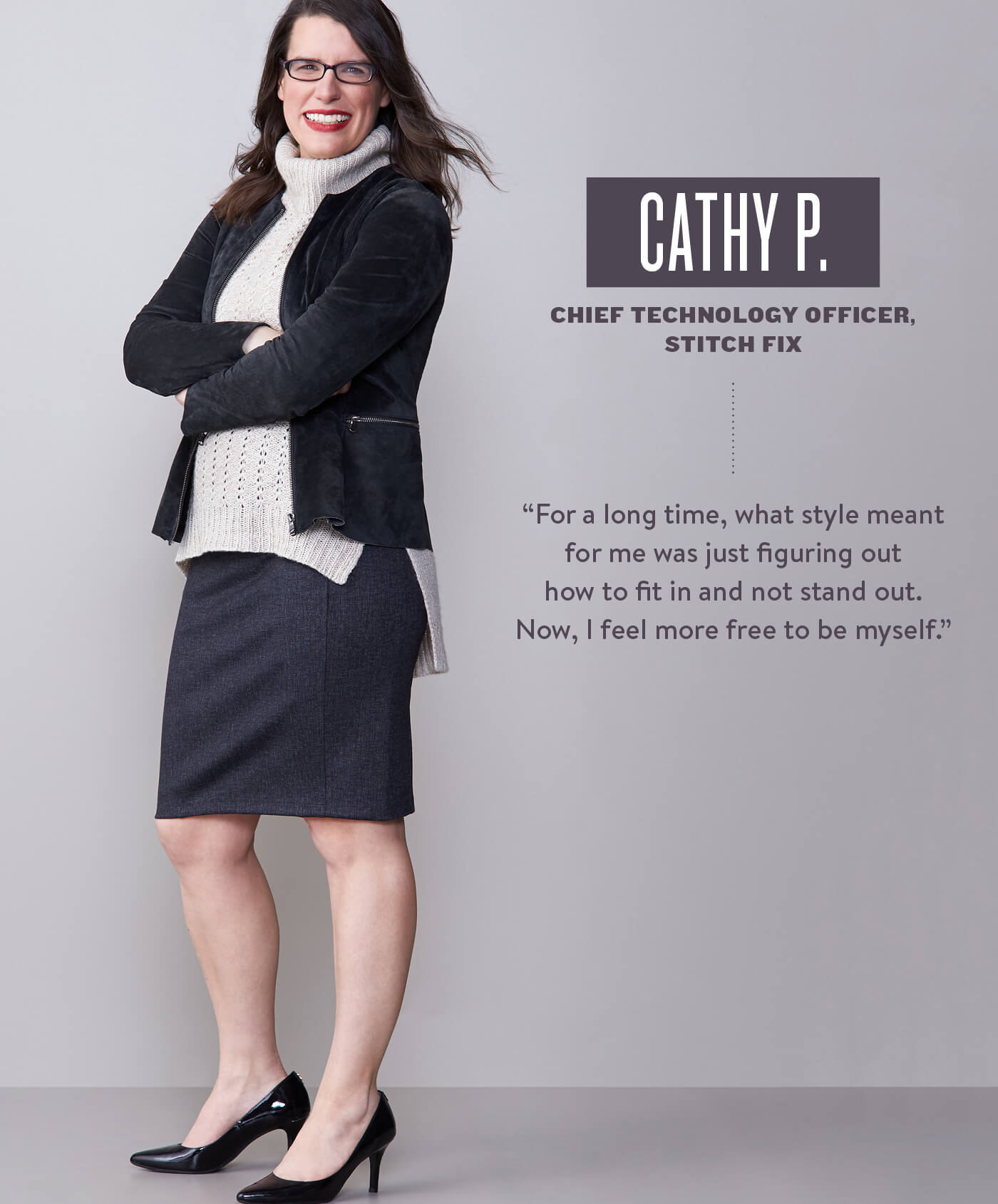 Stitch Fix: Women Who Redefine the Rules
