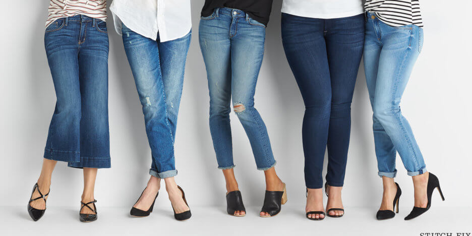 ad9d9c95ff0fca Your Perfect Jeans | Find the Jeans for Your Body Shape | Stitch Fix Style