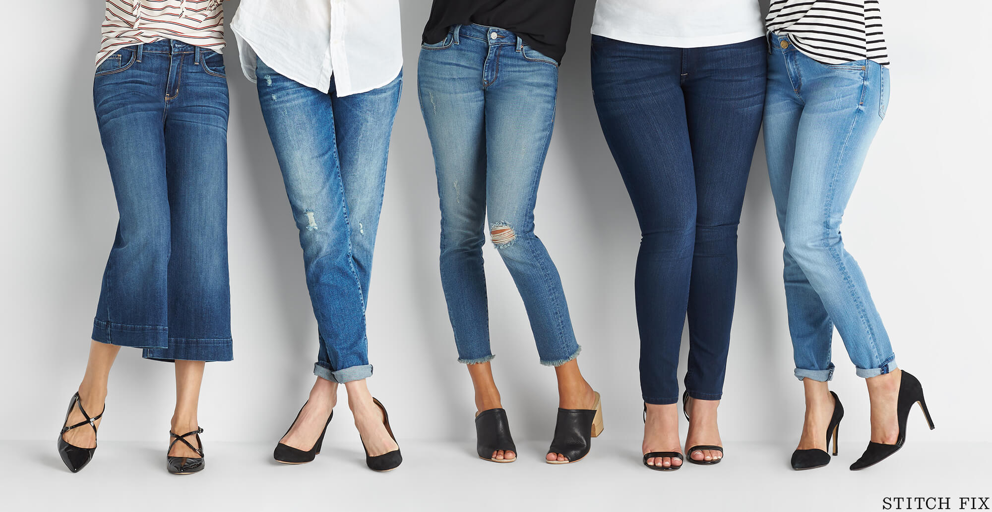 58626bd482ea4a Your Perfect Jeans | Find the Jeans for Your Body Shape | Stitch Fix Style