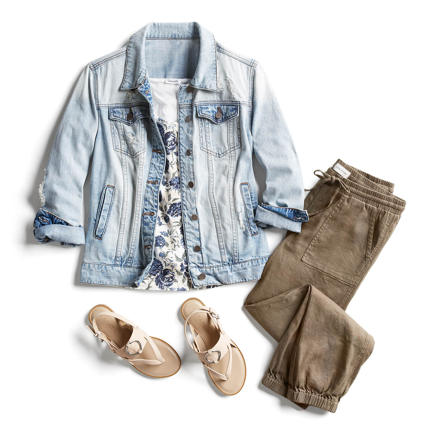 Spring Denim Trends