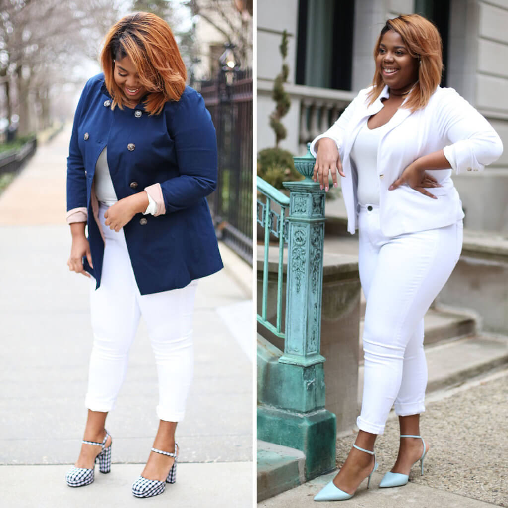 3 Blogger-Approved Ways To Style Your White Jeans | Stitch Fix Style
