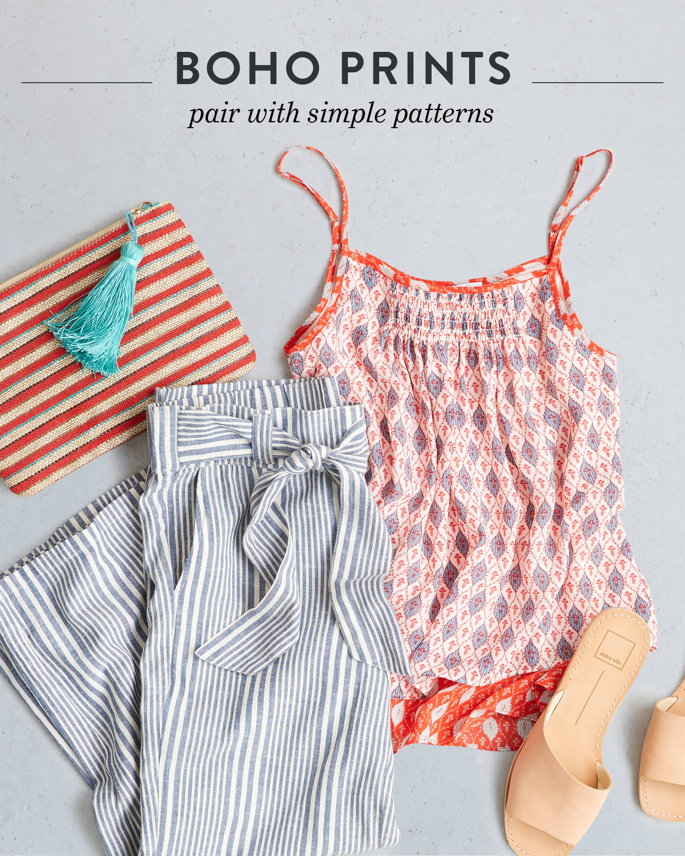How to Mix Prints and Patterns | Stitch Fix Style