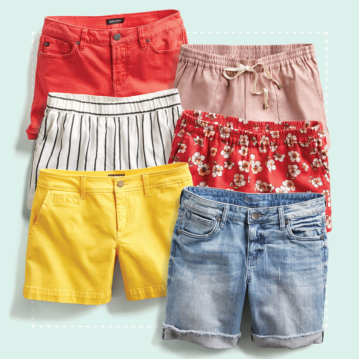f87a5dad8fb Shorts for Every Summer Mood