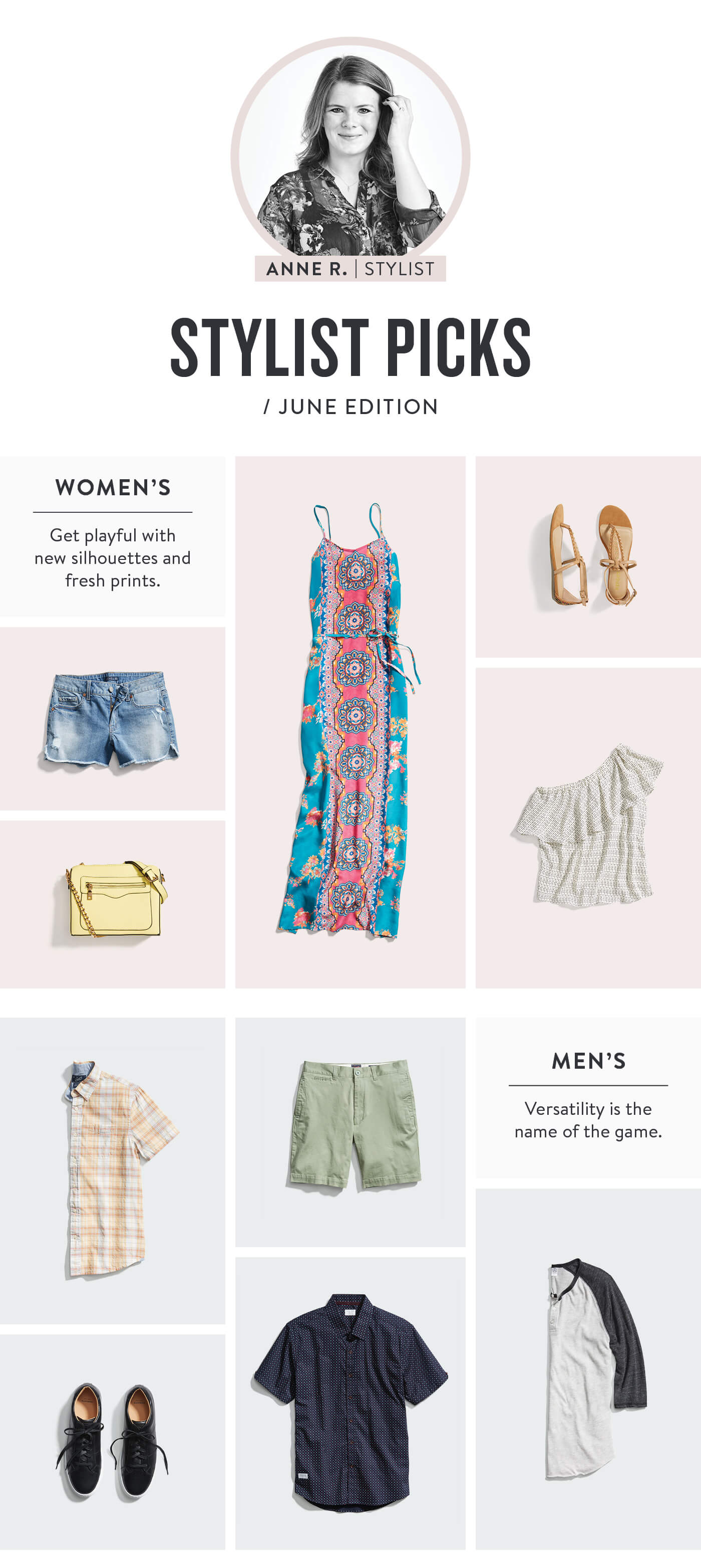 Stitch Fix Stylist June