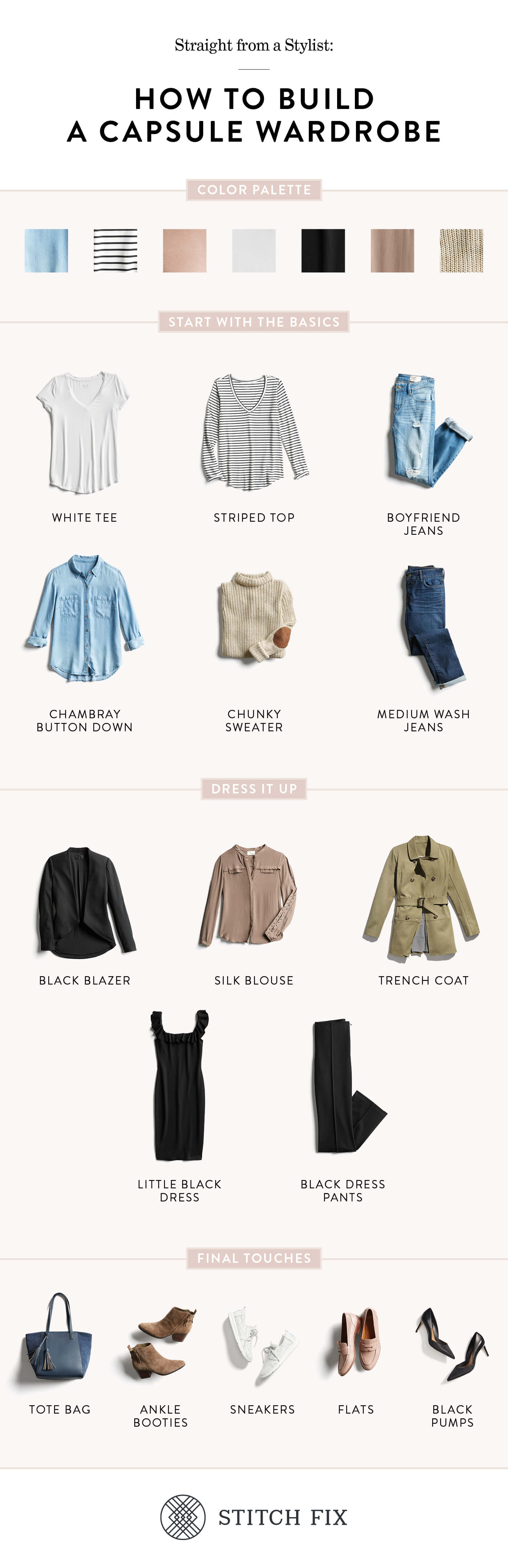 Watch What S A Capsule Wardrobe And How Do You Build