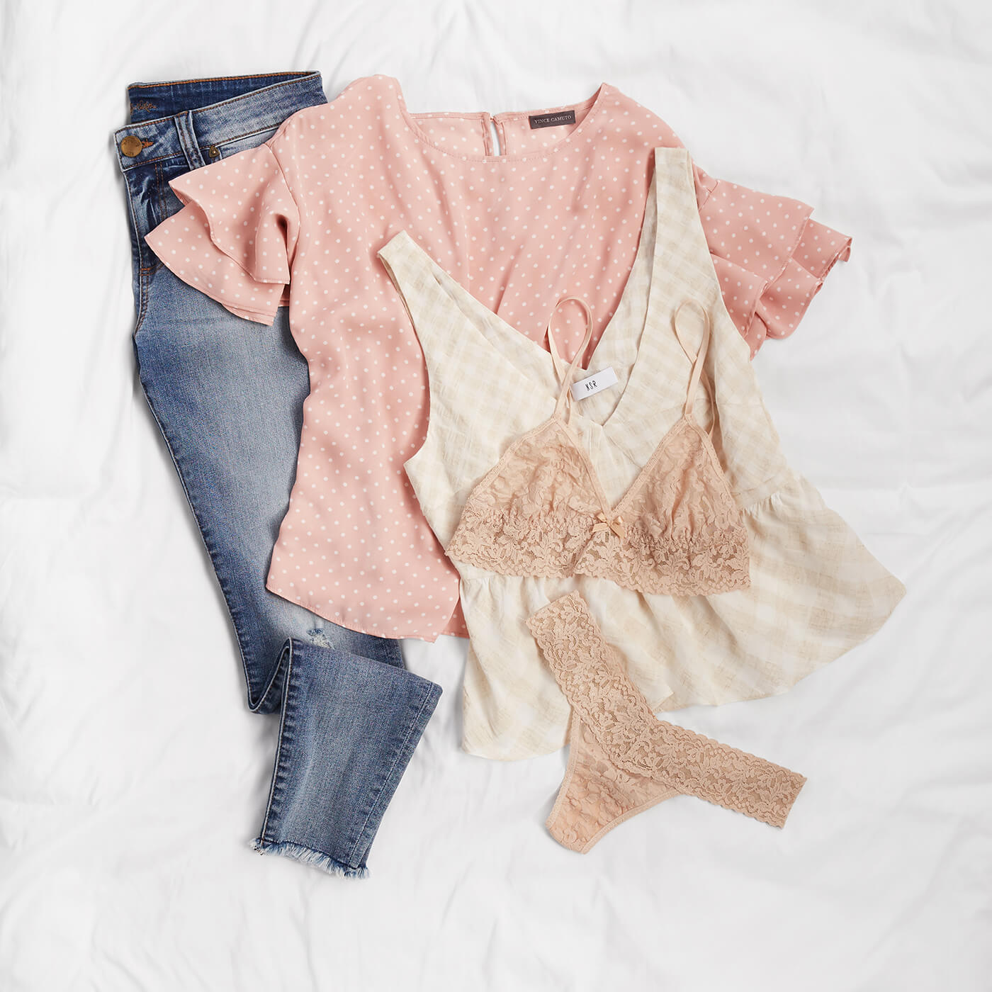 bras to wear with spaghetti strap tops