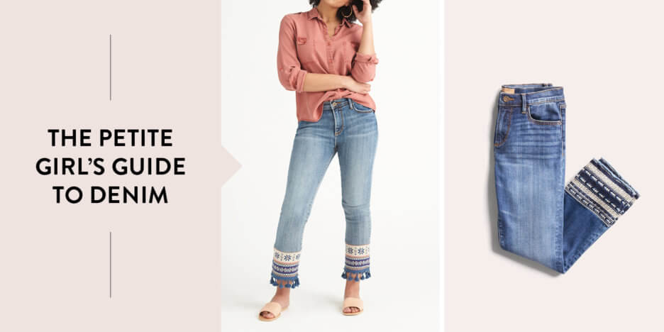 d434f051f9 ... finding the denim that's just right for you and your stature. With less  time to waste searching, struggling and tailoring, you've got more time  for, ...