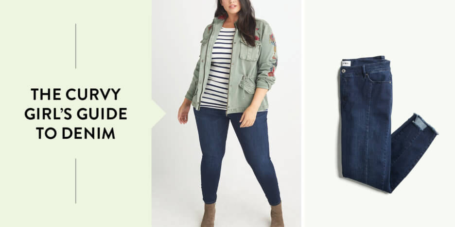 3d59acb5a3 The Curvy Girl s Guide to Denim
