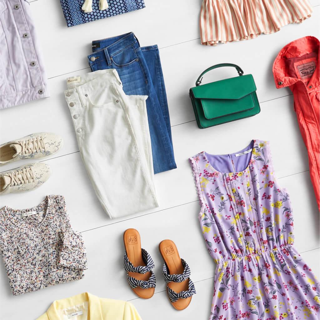 8584312bdf1 10 Spring Fashion Trends for 2019