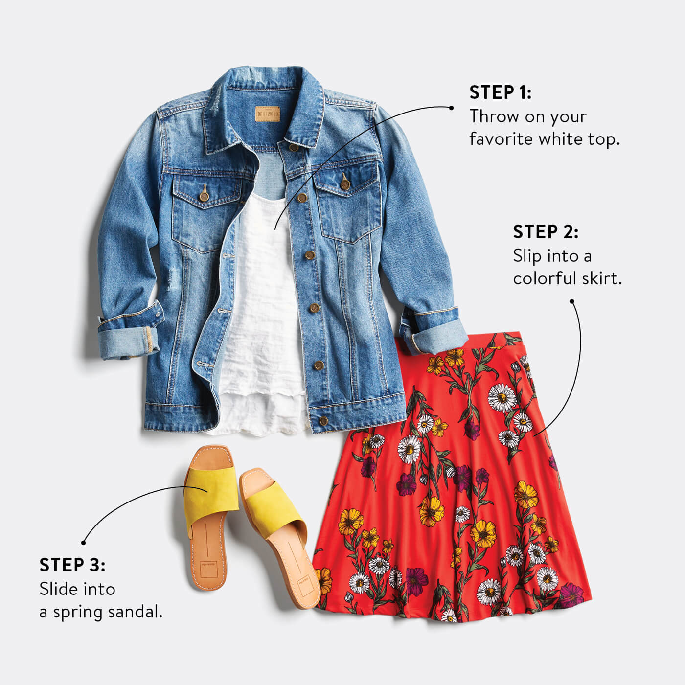 Easy Spring Outfits