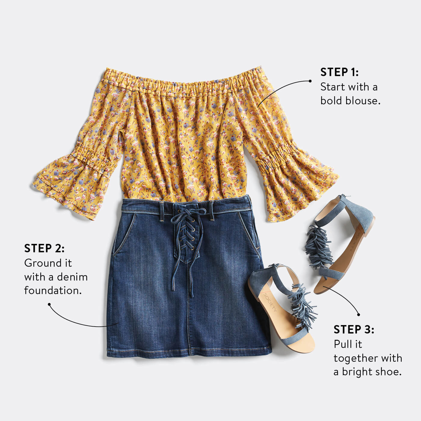 How to Create the Perfect Spring Outfit  Stitch Fix Style