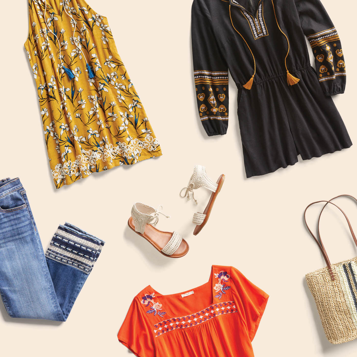 6fc393aedd187 Our 10 Must-Haves For Breezy Boho Style | Stitch Fix Style