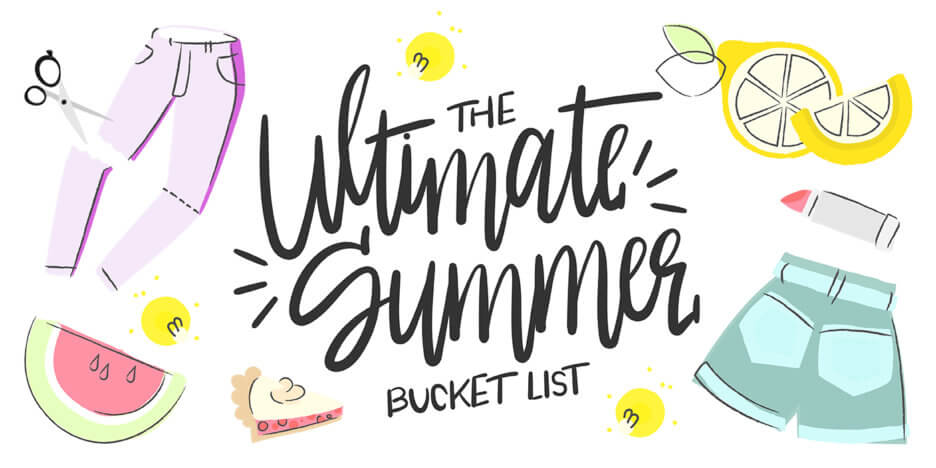 The Ultimate Summer Bucket List | Stitch Fix Style