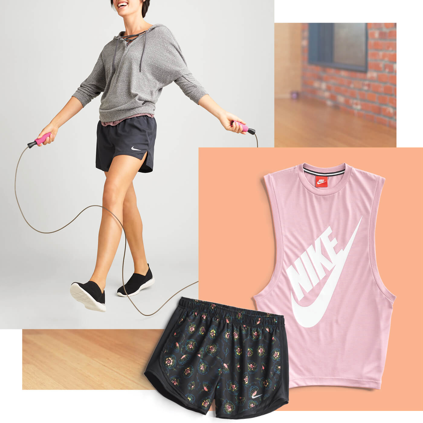 workout outfit, what to wear to the gym