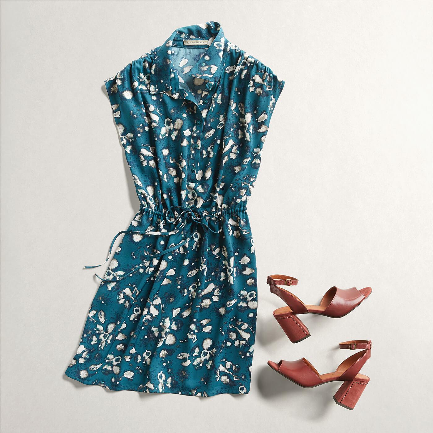 best dresses for apple shape