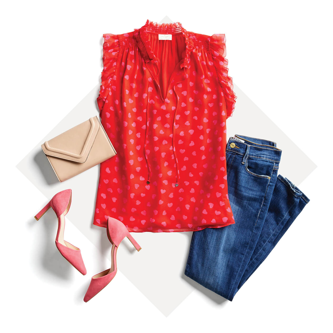 dc2d45757e05 What to Wear for Valentine's Day If You're Going Out or Staying In | Stitch  Fix Blog | Bloglovin'