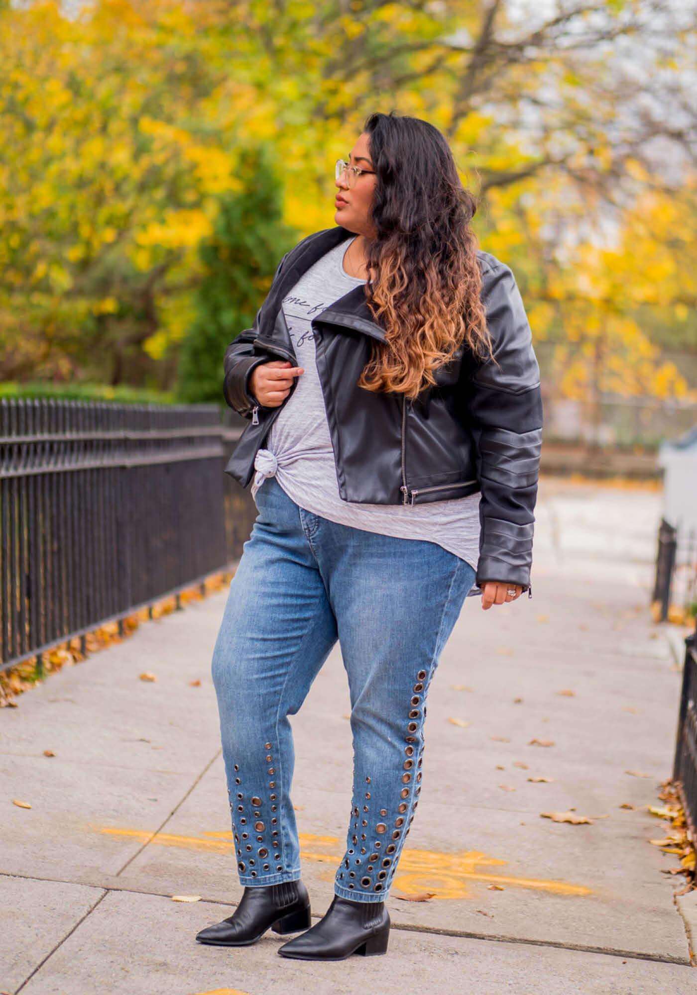 My Body My Style Stephanie Nadia