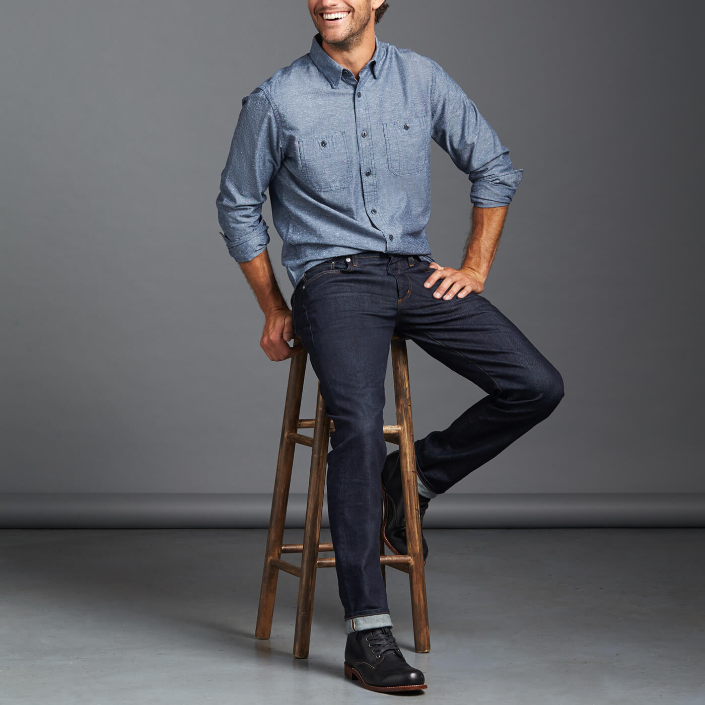 The Right Way to Pair Jeans with Shoes | Stitch Fix Men