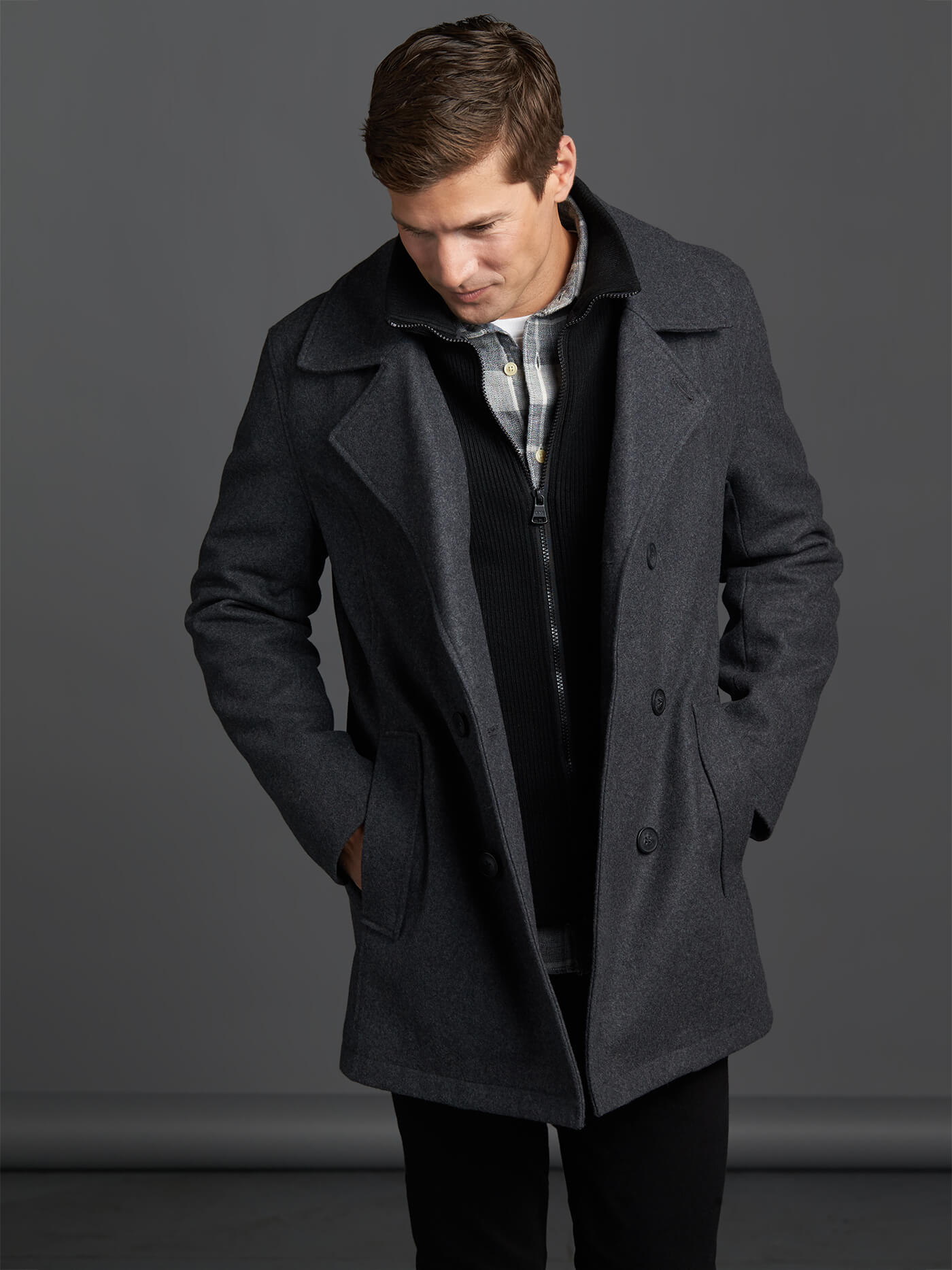 The all weather layering handbook stitch fix men for Heavy button down shirts