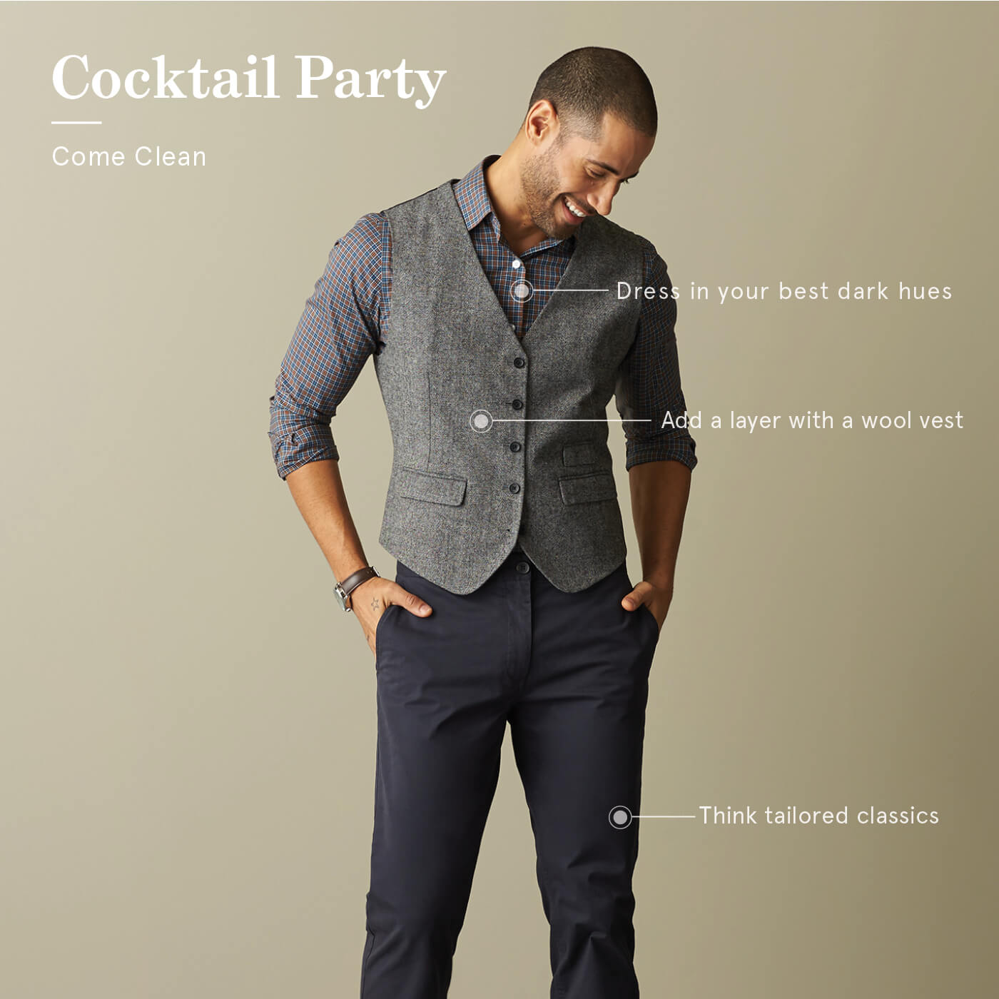 Cocktail Dress Men