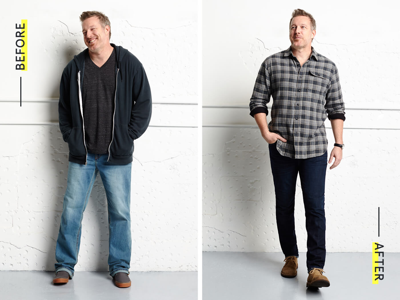The best fitting jeans for your build stitch fix men for Dress shirts for athletic build