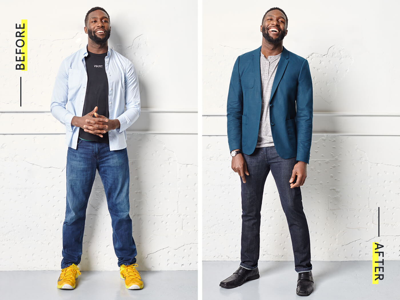 Best dress style for athletic body type best dressed for Dress shirts for athletic build