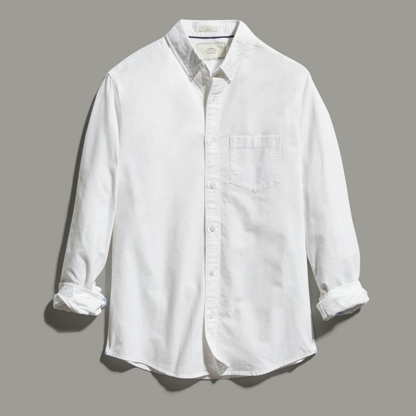 bd6cce469ec6 White Dress Shirt See Through Undershirt | Azərbaycan Dillər ...