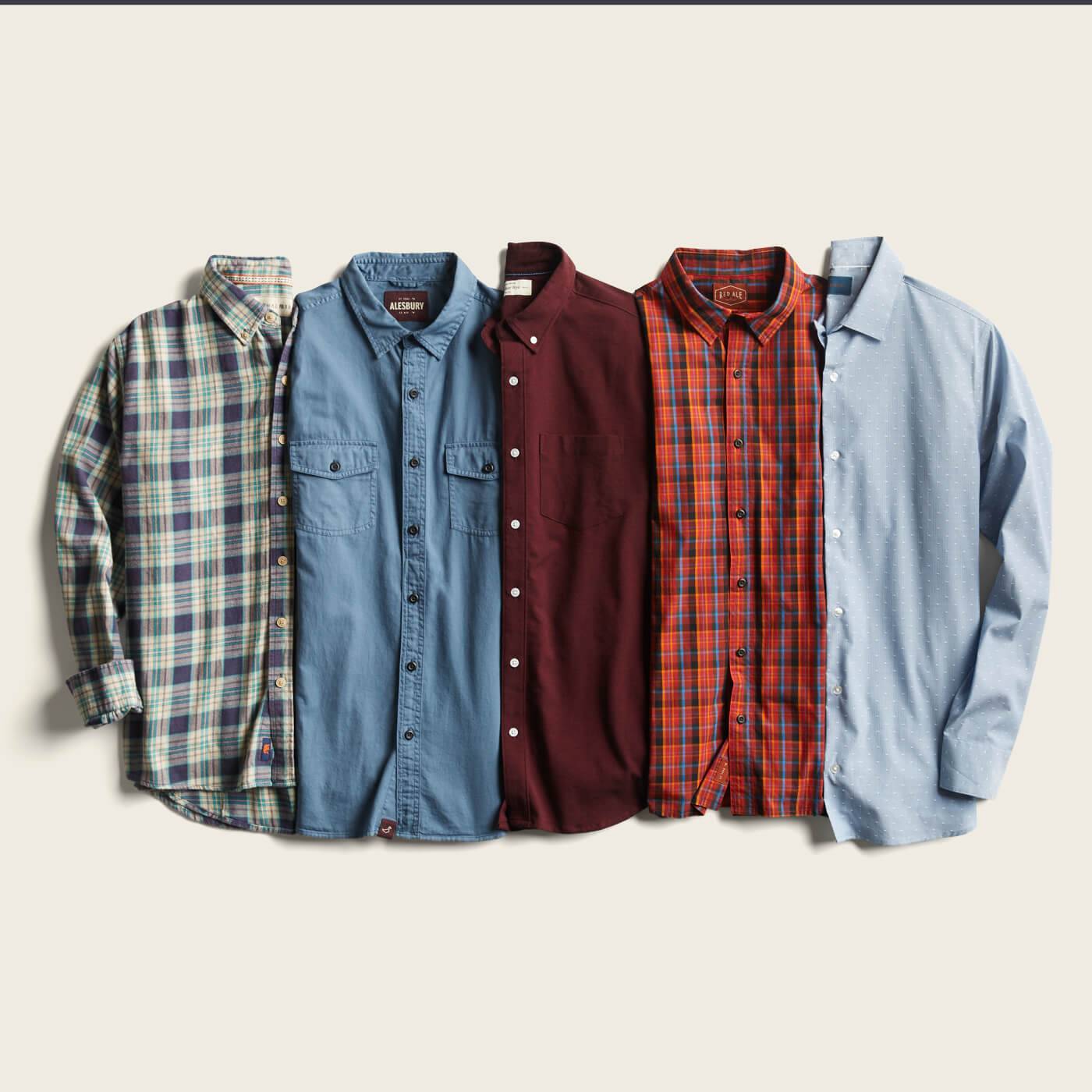 How We Find The Best Shirt For Your Build Stitch Fix Men