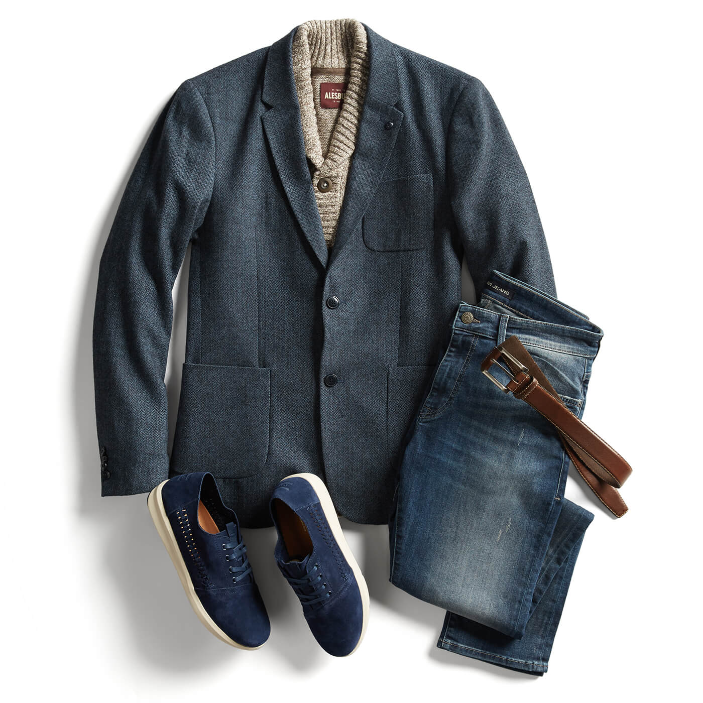 Easy Fall Outfits for Men