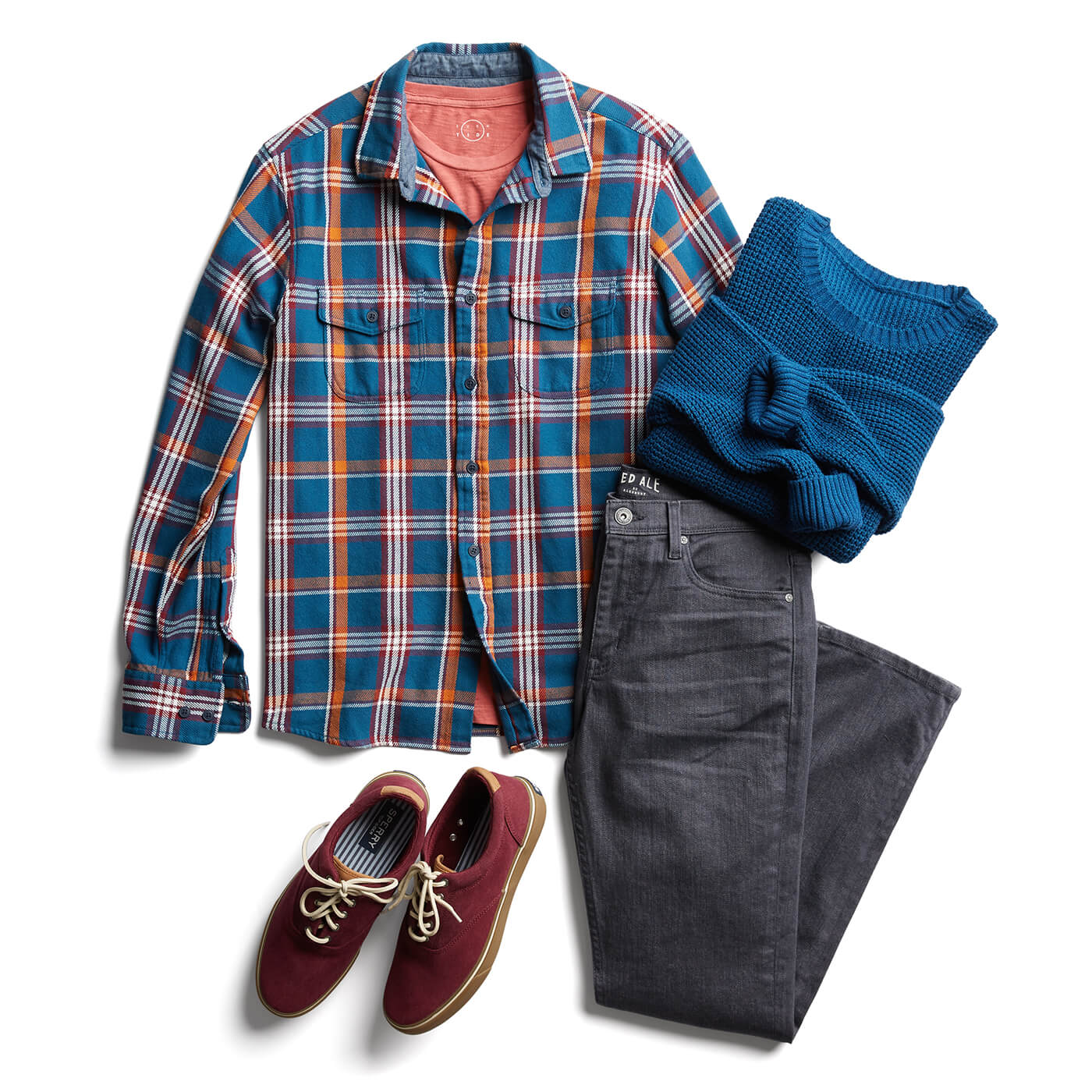 Men's Thanksgiving Outfit