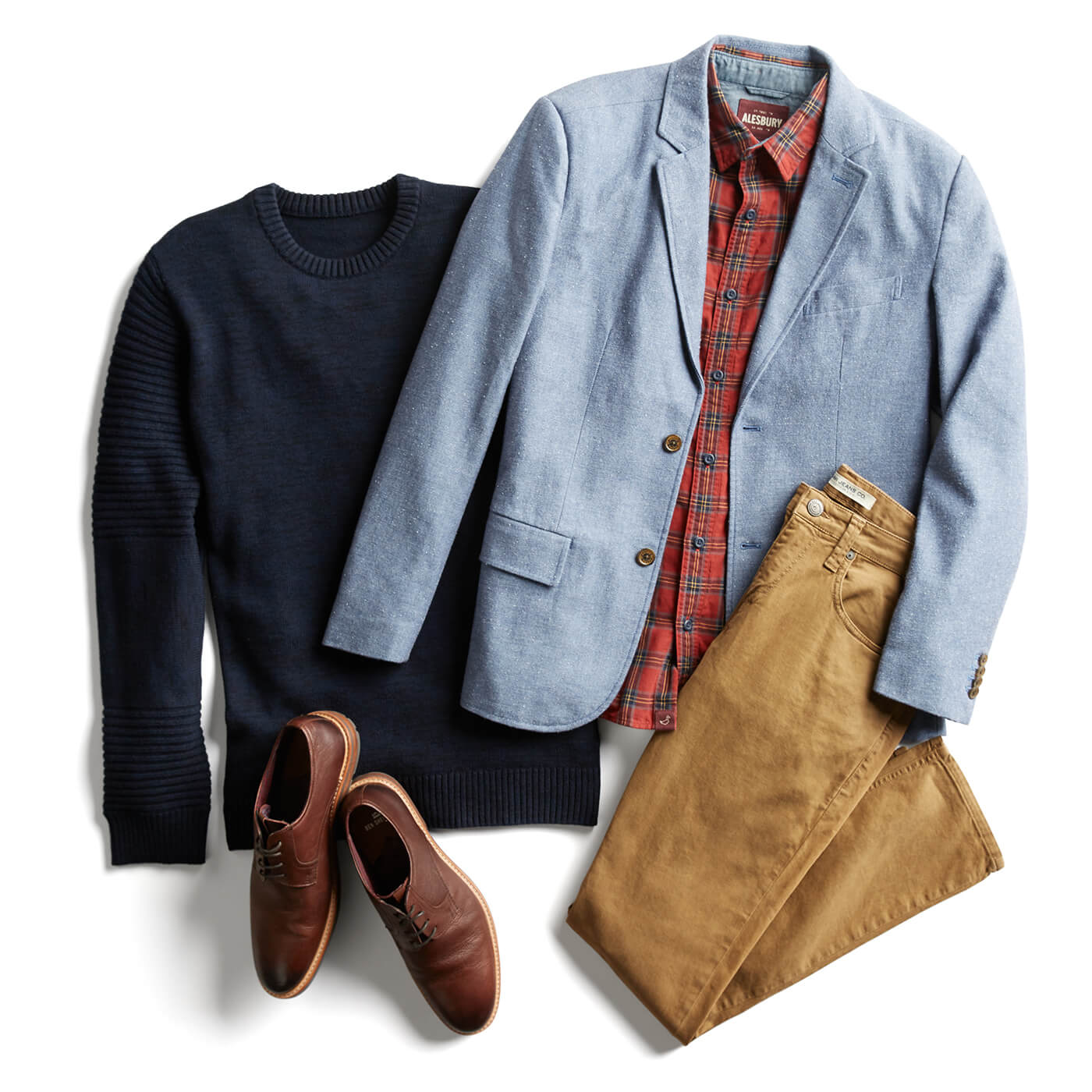 Men's Business Casual Outfits