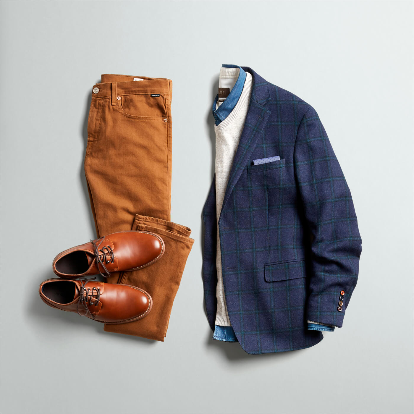 add a blazer to your closet