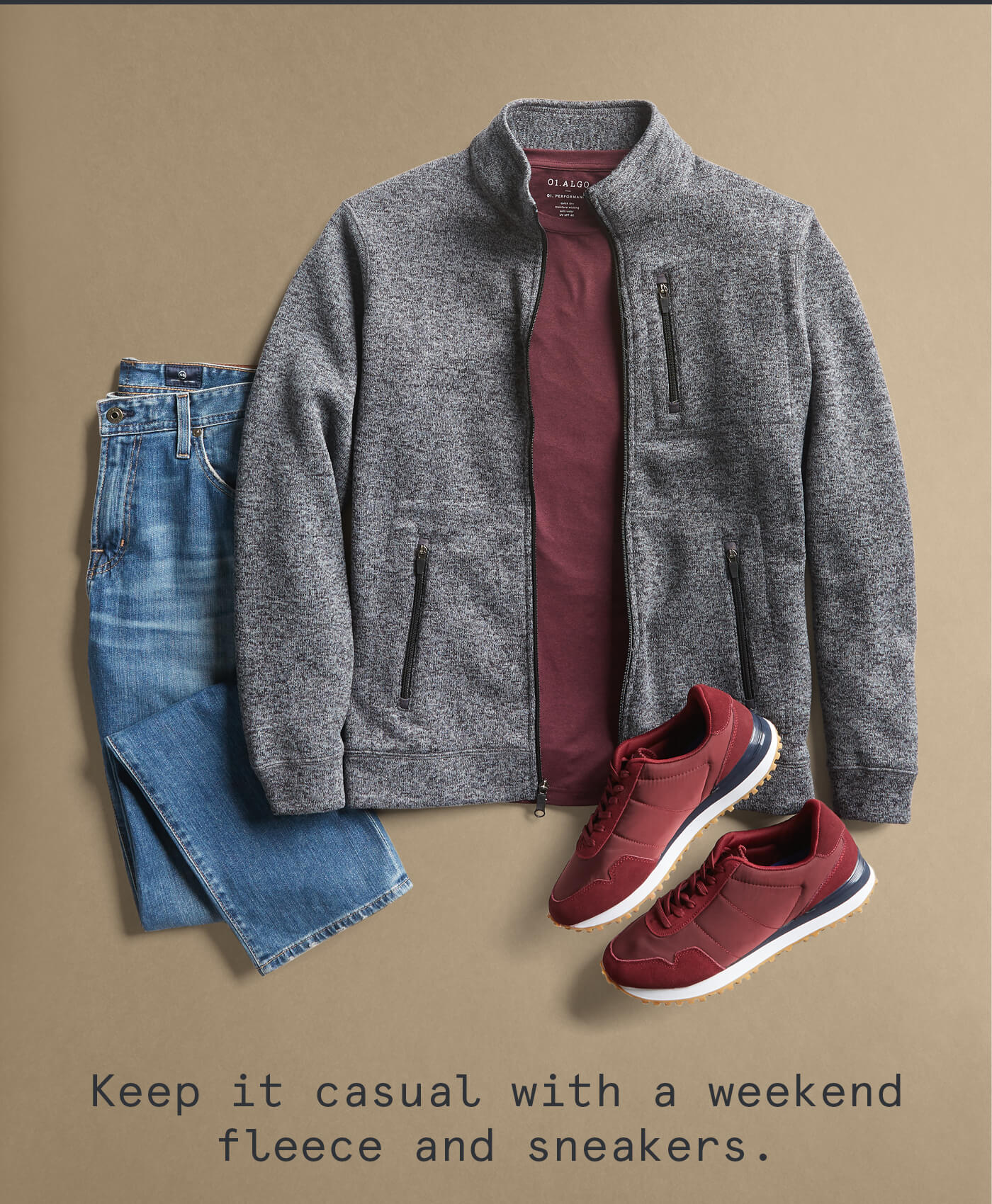 What to Wear with Jeans