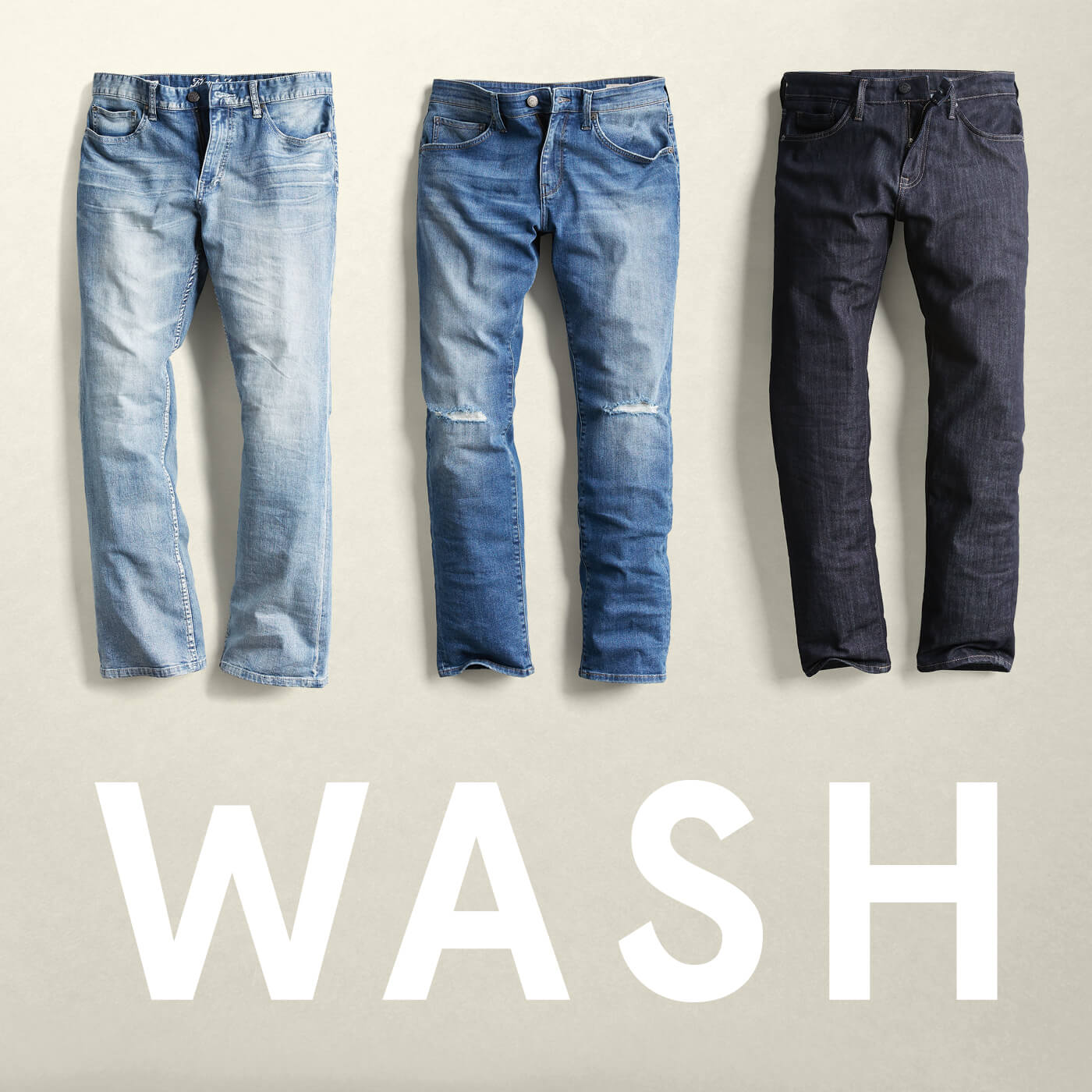 How to Choose a Denim Wash