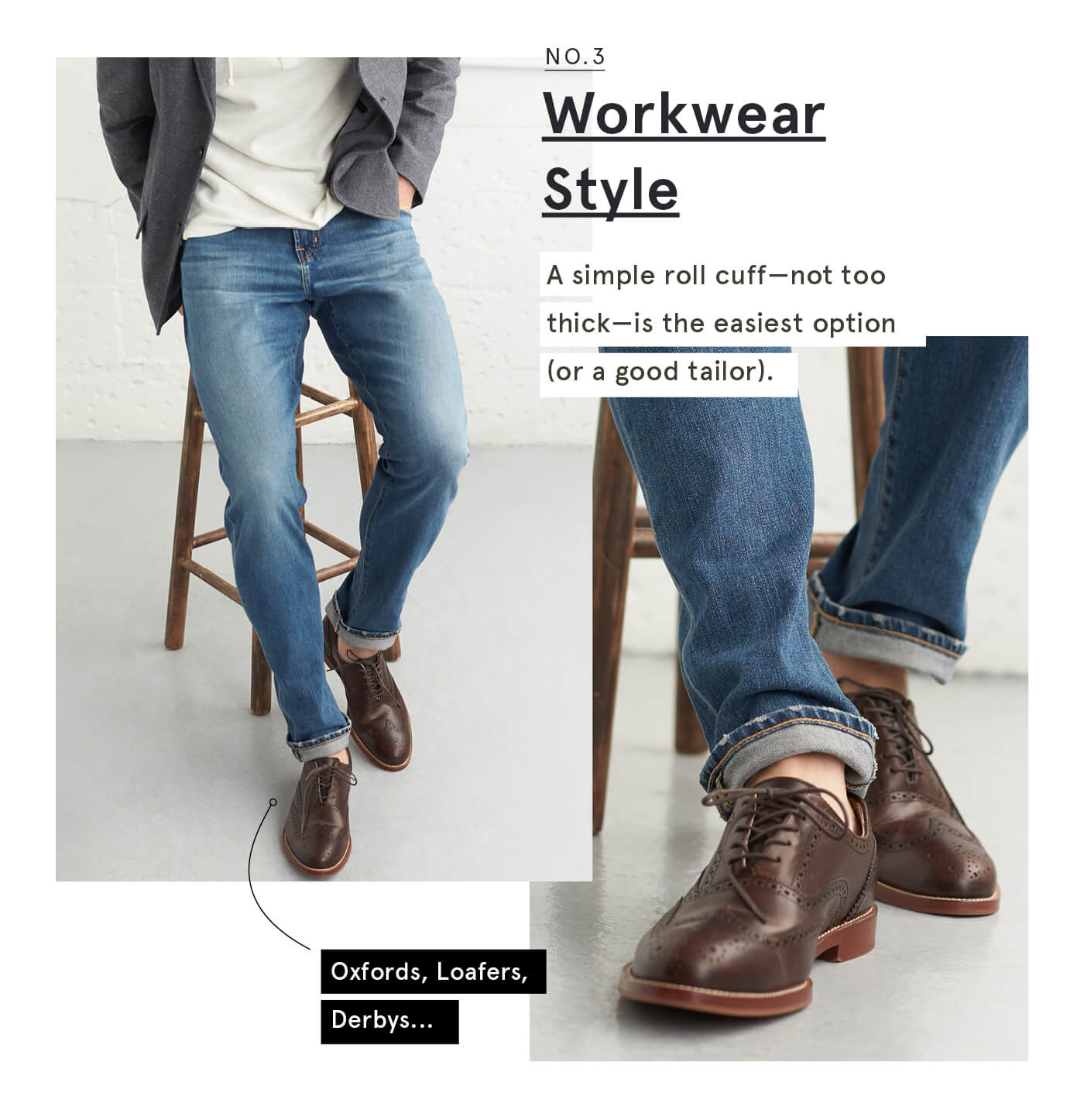 Casual Dress Shoes With Jeans
