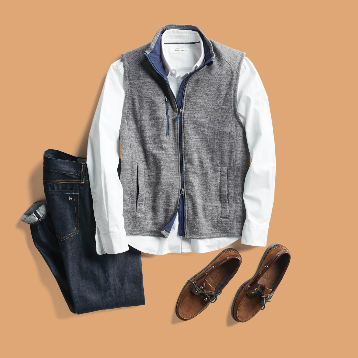 Men's fall style essentials