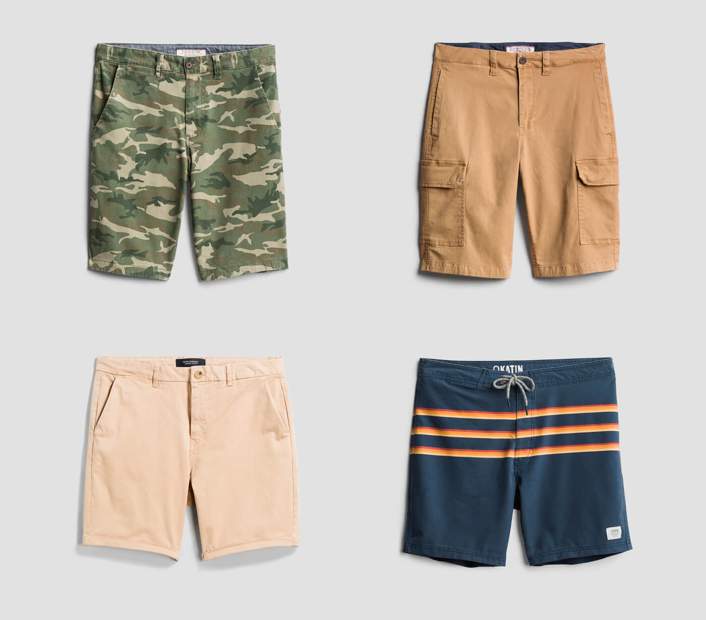 shorts for men's festival outfits