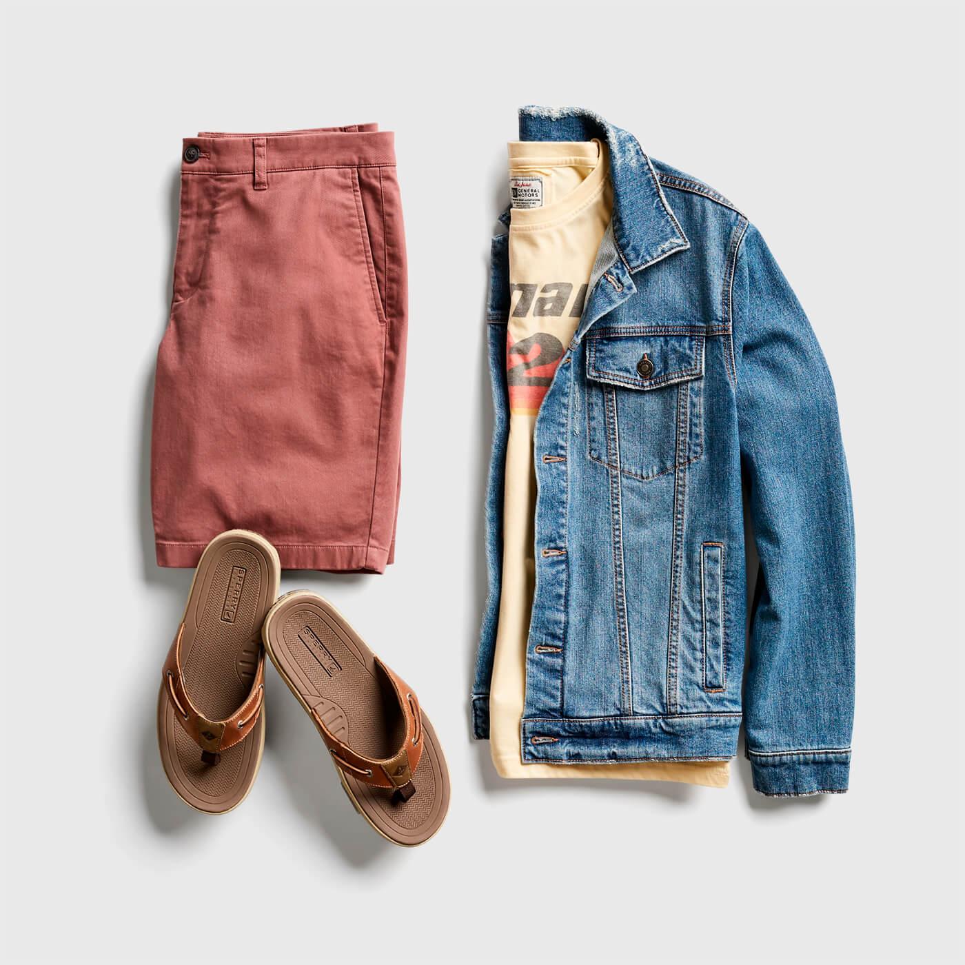 What Do I Wear With A Jean Jacket Stitch Fix Men