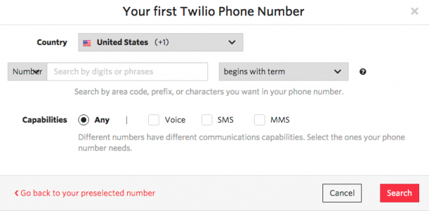 How does Twilio's Free Trial work? – Twilio Support