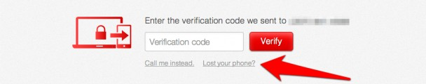 Can't sign in with two factor authentication enabled on