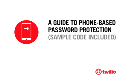 A Guide to Phone-Based Password Protection